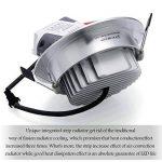 20x Spot LED Orientable Anten® Plafonnier LED 5W Fixation Spot Encastrable Lumière Blanc Froid (6000-6500K) Lampe Ronde pour Cuisine, Couloir, Salon et Veranda (Trou de montage Ø95mm) de la marque Anten image 4 produit