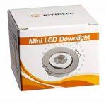 3W LED Petite Mini Spots réglable haute puissance vers le bas encastrables de la marque JOYINLED image 4 produit