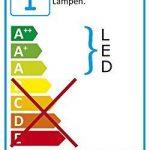 30 watt LED béquille béquille salon télécommande lampe de dimmable Leuchten Direkt 15127-55 de la marque Leuchten Direkt image 1 produit