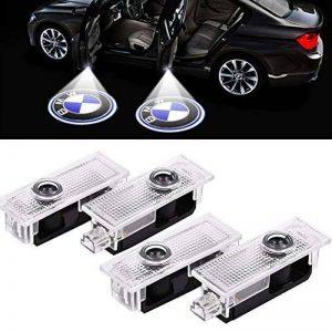 4 pièces porte de voiture LED éclairage d'entrée laser projecteur courtoisie bienvenue lampe ombre Logo lumière de la marque NOTENS image 0 produit