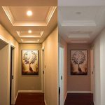 8W Lampe Spot LED Encastrable Plafond Eclairage Plafonnier Encastrable Blanc Chaud 3000K 220V IP44 Trou de Plafond Φ70-85MM Lot de 3 de Enuotek de la marque ENUOTEK image 4 produit