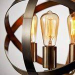 abat jour pour lampadaire rustique TOP 14 image 2 produit