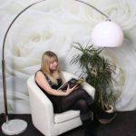 Abat-jour pour lampe LOUNGE DEAL II, plastique, blanc de la marque Mendler image 4 produit