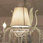 Abat-jour pour Lustre - Blanc Zen KOSILUM - IP20 - Classe énergétique : - - - de la marque Kosilum image 2 produit