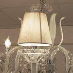 Abat-jour pour Lustre - Blanc Zen KOSILUM - IP20 - Classe énergétique : - - - de la marque Kosilum image 4 produit