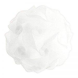 abat-jour - SODIAL(R) IQ Puzzle pour DIY Decoration Abat-jour - 40cm blanc de la marque SODIAL(R) image 0 produit