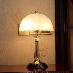 abat jour verre lampe de chevet TOP 12 image 1 produit