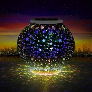 abat jour verre lampe de chevet TOP 9 image 0 produit