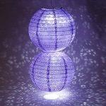abat jour violet TOP 7 image 1 produit