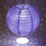 abat jour violet TOP 7 image 2 produit