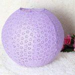 abat jour violet TOP 7 image 3 produit
