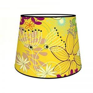 Abat-jours 7111309893385 Conique Gica Lampadaire, Tissus/PVC, Multicolore de la marque Abat-jours image 0 produit
