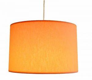 ABH1 lampe suspendue moderne art deco lampe suspension design Classique orange de la marque KML image 0 produit