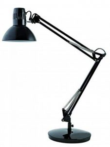 ALBA ARCHITECT DESK LAMP 60W BLACK de la marque Alba image 0 produit