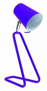 Alba Petit Lampe de Bureau, Violet (fluokid P) de la marque Alba image 0 produit