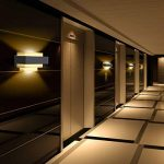 Albrillo Applique Murale LED Intérieur - Lèche Mur Moderne Design Éclairage Décoratif avec 4 Couches pour Chambre Escalier Salon Bureau Hôtel Restaurant Bar Couloir de la marque Albrillo-FR image 4 produit