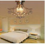 ALFRED Lustre en cristal 3 lumières (chrome Terminer),plafond Luminaire, l'étude chambre / bureau, salle à manger, chambre à coucher, Salon de la marque Alfred image 3 produit