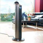 Alpatec 947245000 Babel RC Ventilateur colonne avec télécommande 45 W de la marque Alpatec image 4 produit