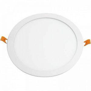 Alverlamp DL30PL60 Spot LED encastrable rond Puce Osram Blanc 6000K 20W de la marque Alverlamp image 0 produit