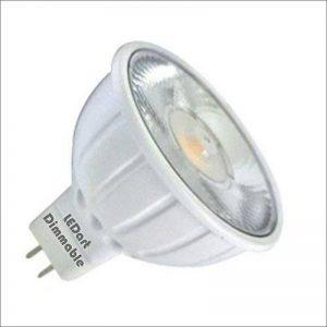 Ampoule LEDart MR16 8W 12V Dimmable GU5.3 LED 650 LM (Angle 10°) blanc chaud. Éclairage tableau & objet décoration de la marque LEDart image 0 produit