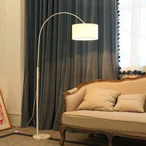 Américaine créative moderne minimaliste salon lampadaire pêche conduit chambre oeil étude de chevet , white models de la marque YOLOSUN DENG image 0 produit