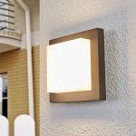 Applique d'extérieur LED Celeste au design simple de la marque Lampenwelt image 3 produit