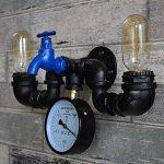 applique murale bleue TOP 4 image 2 produit