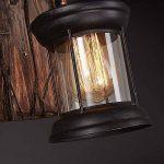 applique murale bois et metal TOP 3 image 3 produit