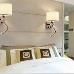 applique murale chambre avec liseuse TOP 8 image 1 produit