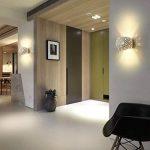 Applique Murale LED 5W Plâtre Lampe Design Moderne Vers le haut et vers le bas Luminaires Muraux Intérieurs Boule ronde Forme Blanc Chaud (Inclus Ampoules G9) de la marque ChangM image 3 produit