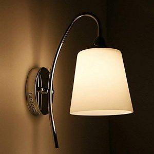 Applique Murale LED Style Simple Moderne Decorative Lampe Murale pour Chambre Couloir Chevet Salle-- Série Minimalisme I de la marque Luniquz image 0 produit