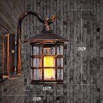 applique murale rustique TOP 4 image 2 produit