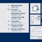 Applique murale Smartwares 5000.333 Bastia – Aluminium et verre – Lumière blanche chaude de la marque RANEX image 4 produit