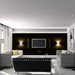 Appliques Murales Interieur, Blanc Lampe Murale LED 7W Blanc Chaud Moderne Applique Murale en Plâtre pour Chambre Maison Couloir Salon (G9 LED ampoule Inclure) de la marque HYDONG image 3 produit