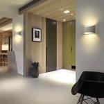 Appliques Murales Interieur, Blanc Lampe Murale LED 7W Blanc Chaud Moderne Applique Murale en Plâtre pour Chambre Maison Couloir Salon (G9 LED ampoule Inclure) de la marque HYDONG image 2 produit