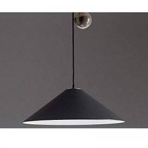 Artemide–Lampe à suspension Artemide agrégé Loquet Gris foncé Diamètre 530mm cône métal de la marque Artemide image 0 produit