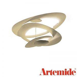 Artemide Pirce Mini LED lampe de plafond or 1255120à de la marque Artemide image 0 produit