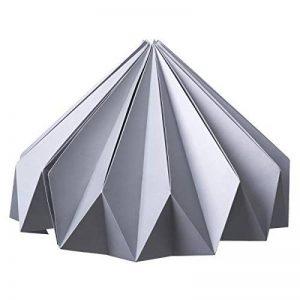 Atmosphera - Lanterne Origami Grise de la marque Atmosphera image 0 produit