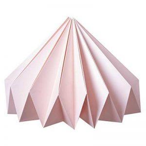 Atmosphera - Lanterne Origami Rose de la marque Atmosphera image 0 produit