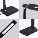 AUKEY Lampe de Bureau LED 12W avec Fonction de Recharge sans fil pour iPhone X et autres Téléphones compatibles Qi de la marque AUKEY image 3 produit