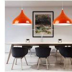 B2ocled Abat-jour de plafond en métal industriel suspendu de la marque B2ocled image 4 produit