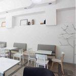 bastilipo Ventilateur de plafond avec télécommande, e1460W, blanc, 132x 43cm de la marque Bastilipo image 2 produit