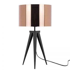 Beliani Lampe à Poser cuivrée Stiletto de la marque Beliani image 0 produit