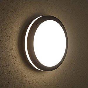 Biard - Applique Extérieure LED Hublot - Luminaire Éclairage Jardin - 9W E27 - Boîtier Hublot Rond Noir de la marque Biard image 0 produit