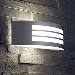 Biard Applique Murale Extérieure Noire Design Architect à LED Économique de la marque Biard image 0 produit