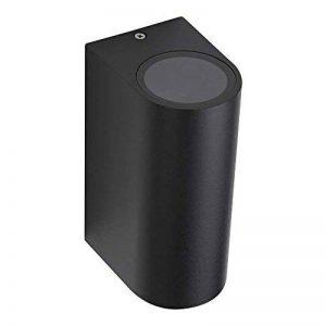 Biard Architect - Applique Extérieure Murale - LED GU10 - Design Cylindrique Double Faisceau - Éclairage Jardin de la marque Biard image 0 produit