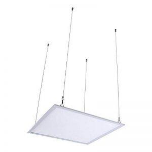 Biard - Pack de 4 Câbles Tendus pour Plafonnier LED Suspendu - 60x60cm de la marque Biard image 0 produit
