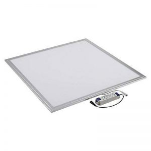 Biard Plafonnier LED - Dalle Lumineuse 60x60cm - Cadre Gris - Panneau Basse Consommation 36W - Blanc Naturel de la marque Biard image 0 produit