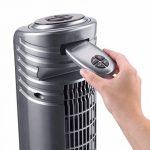 Bionaire - BT19-I - Ventilateur Colonne Programmable - Gris 74 cm/40 W de la marque Bionaire image 1 produit