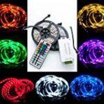 Bloomwin LED Spot Encastrable, 5pcs RGB Multicolore Ampoule avec Telecommande 220V 16 Couleur Lampe Plafonnier Ronde pour Salon Veranda Maison Chambre Salle de Bain de la marque BLOOMWIN image 2 produit